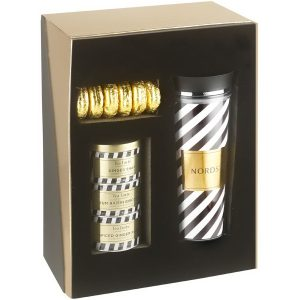 An example of a tea themed gift set